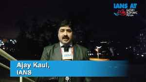 PM Modi set the tone for EEF meet [Video]