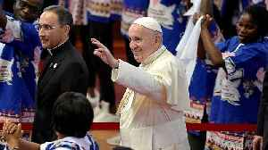 Pope Francis in Mozambique on first leg of Sub-Saharan Africa trip [Video]