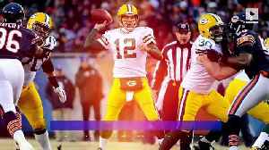 Aaron Rodgers' 5 Biggest Moments Against the Chicago Bears [Video]