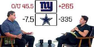 Giants @ Cowboys Betting Preview [Video]