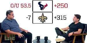 Texans @ Saints Betting Preview [Video]