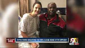 Fifth Third shooting victim, officer who saved her created lifelong bond [Video]