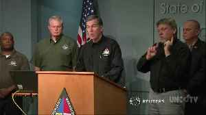 N. Carolina gov reports first 'storm-related' death [Video]