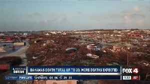 Bahamas death total rises to 20, expected to get higher [Video]