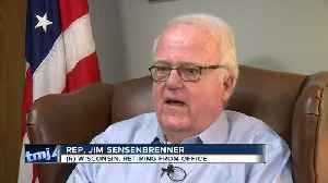Jim Sensenbrenner reflects on over 40 years in Congress [Video]