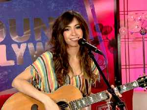 Kate Voegele Shares Her New Songs [Video]