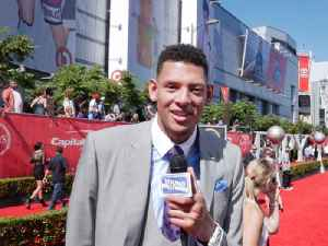 Isaiah Austin Makes Hosting Debut at the ESPYs [Video]