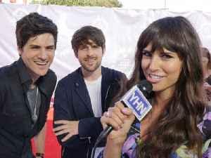 Mary Lambert, Echosmith, and More Hit Up the MTV VMAs [Video]