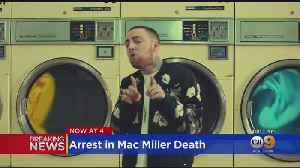 Man Arrested For Selling Fentanyl To Rapper Mac Miller Days Before His Death [Video]