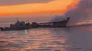 33 Bodies Recovered, Once Still Missing in Boat Fire Off Southern California [Video]