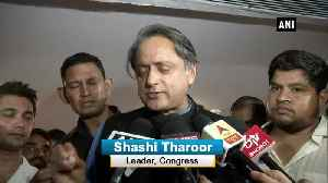 We should figure out why people voted for PM Modi Shashi Tharoor [Video]