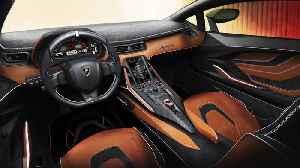 The Lamborghini Sián - Limited edition hybrid super sports car previews the future [Video]