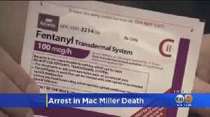Man Arrested For Selling Fentanyl To Rapper Mac Miller Days Before His Overdose Death [Video]