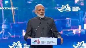 'India with Russia in development of its Far East': PM Modi in Vladivostok [Video]
