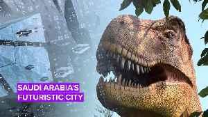 Saudi Arabia is building a €450 billion mega-city [Video]