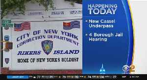 City Council Hearing Today On Jail Proposal [Video]