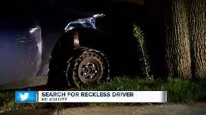 Milwaukee Police search for reckless driving suspect [Video]