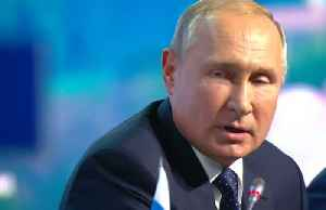 News video: Putin says prisoner swap with Ukraine is nearly complete