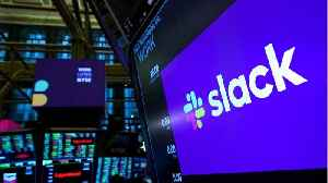 Slack Shares Decline Over Slow Growth [Video]