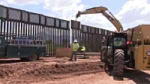 US Defense Department Diverts $3.6 Billion for Border Wall [Video]