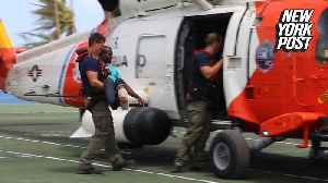 Coast Guard rescues hurricane victims in the Bahamas [Video]