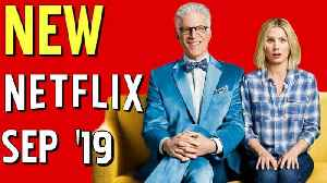 What's NEW To Netflix (and what's leaving) | September 2019 [Video]