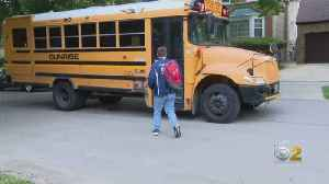 School Bus Delays Leaving Many Parents Frustrated [Video]