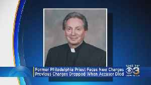 Former Philadelphia Priest Facing New Charges Following 2013 Sex Abuse Allegations [Video]