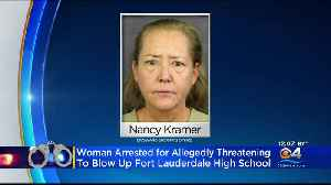 Ft. Lauderdale Police: Woman Threatens To 'Blow Up' St. Thomas High School [Video]
