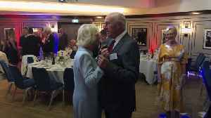 Duchess of Cornwall dances with former Strictly judge Len Goodman [Video]
