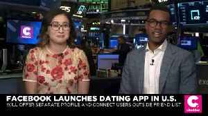 Facebook Hopes Users Will Log On and Look for Love With New Dating Feature [Video]