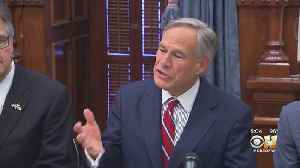 Governor Abbott Responds To El Paso, Odessa Shootings: Issues 8 Executive Orders [Video]