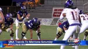 UNA game week against Montana [Video]