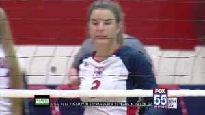 High School Volleyball: Heritage Handles Eastside with Ease [Video]