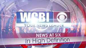 WCBI NEWS AT SIX - SEPTEMBER 5, 2019 [Video]