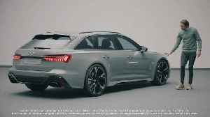 Audi RS 6 Making Of Design [Video]