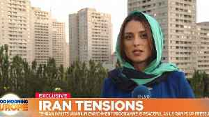 Inside Iran as international pressure mounts over nuclear programme [Video]