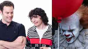 """The Cast of """"IT Chapter Two"""" Recaps the First Movie [Video]"""