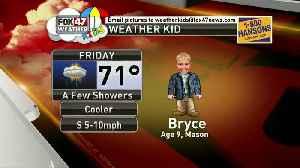 Weather Kid - Bryce [Video]