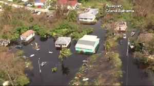 A rush for relief in Bahamas, death toll rises [Video]