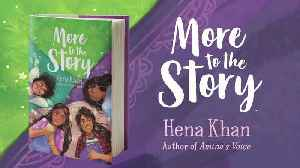 More to the Story by Hena Khan | Book Trailer [Video]
