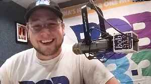 North Carolina Radio DJ Broadcasts in the Path of Hurricane Dorian [Video]