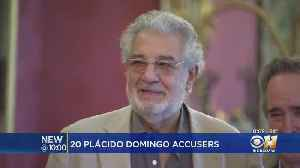 Dallas Opera Cancels 2020 Presentation Of Placido Domingo In Wake Of Sexual Harassment Allegations [Video]