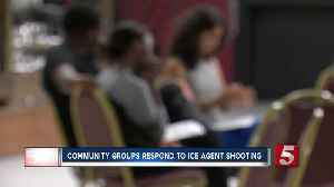 ICE shooting in Antioch sparks fear in many; community meeting held for immigrants in the area [Video]
