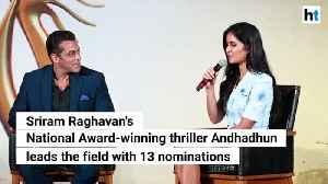 Salman Khan, Katrina Kaif, Madhuri Dixit look stunning at IIFA press meet [Video]