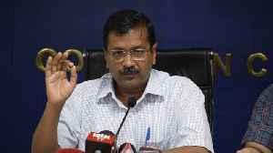 Pollution reduced by 25% in Delhi: CM Arvind Kejriwal [Video]