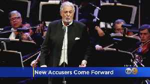 Dallas Opera Cancels 2020 Placido Domingo Event Amid New Allegations Of Sexual Misconduct [Video]