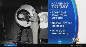 Celebrating 50th Anniversary Of ATM [Video]
