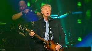 Paul McCartney open to playing Glastonbury 2020 [Video]