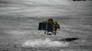 India moon landing: Country hopes to become fourth ever to land on the lunar surface [Video]